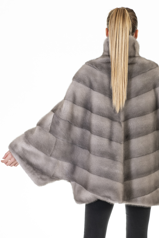 Kimono Visone Zaffiro